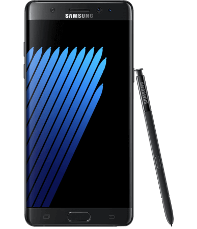 Unlock Samsung Note 7